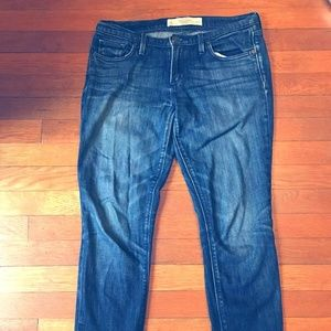 Abercrombie and Fitch Perfect Stretch Jeans Size 4